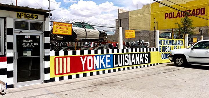 Frente Yonke Luisiana´s